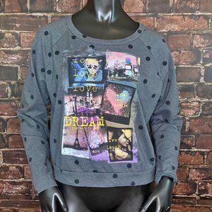 Stranded Love & Dream Graphic Sweatshirt - Size M